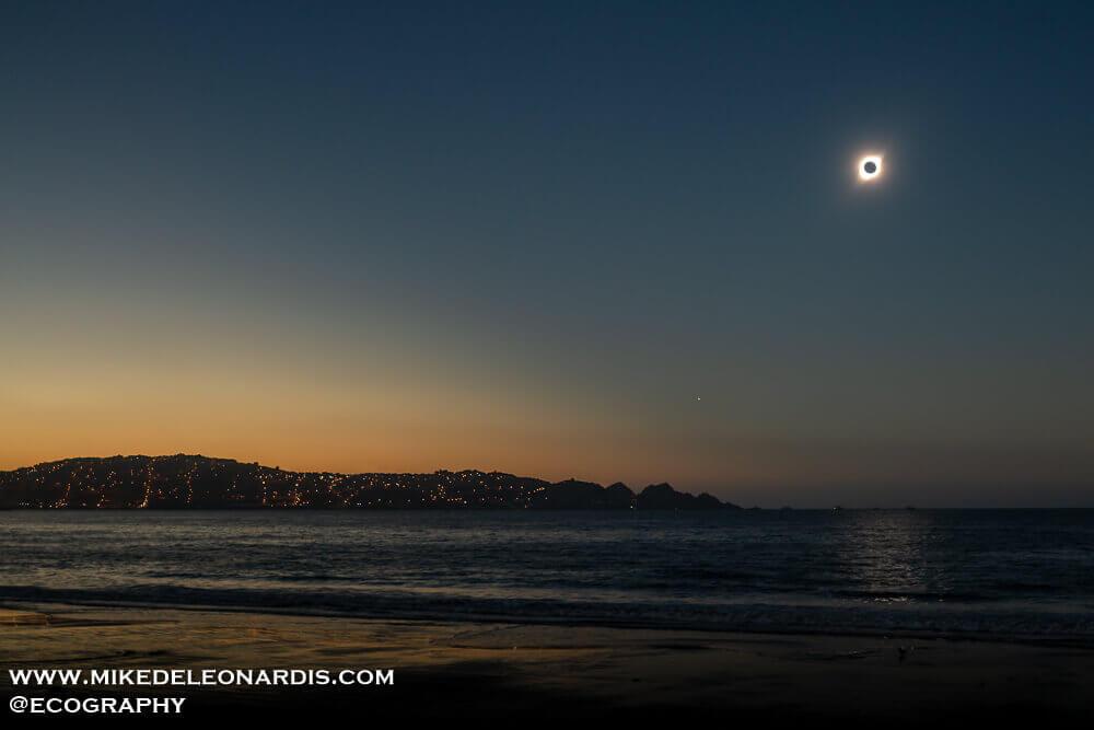 Chilean Total Solar Eclipse