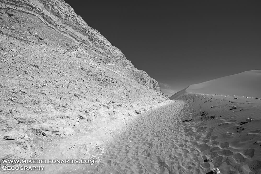 Valle De La Luna Sand