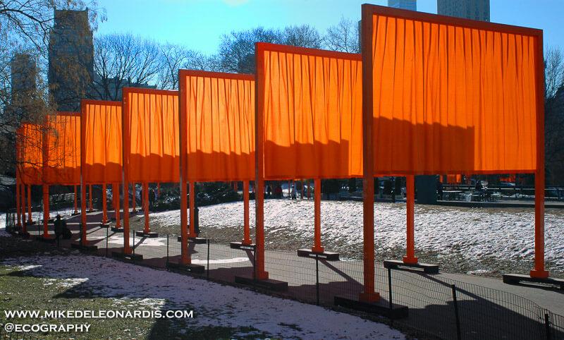 Gates Of Central Park